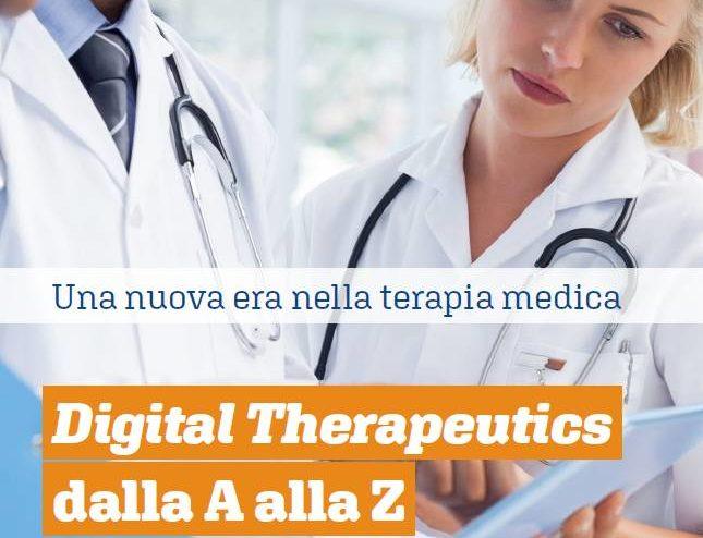 Pubblicato l'Instant Book sulle Digital Therapeutics